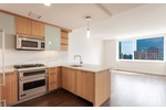 No Broker Fee!!!  Limited Time Only!!!    Brilliant Battery Park City Alcove Studio Apartment with 1 Bath featuring a Fitness Center and Rooftop Deck